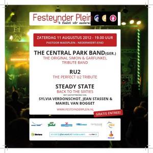 Festeynder plein