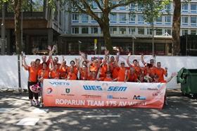Roparun team 175