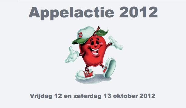 Appelactie 2012 van De Vlikkenstaekers Ospel