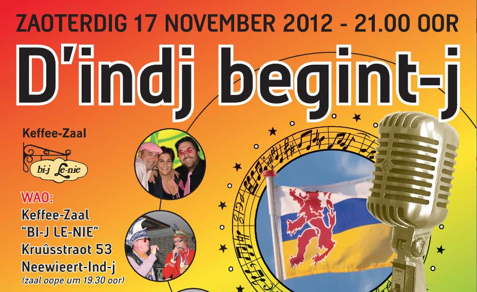 D'Ind-j Begint-j 2012