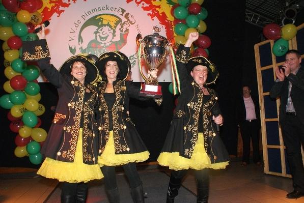 Ni-jwieerter Vastelaovundj Schlagerfestival 2012