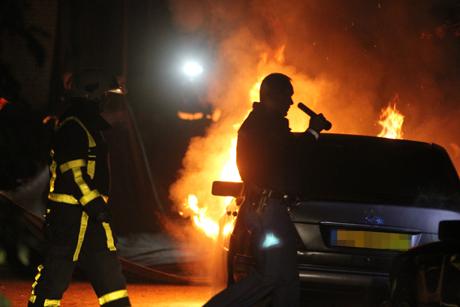 Verdachten autobrand Weert wordt ook verdacht van autodiefstal Leveroy
