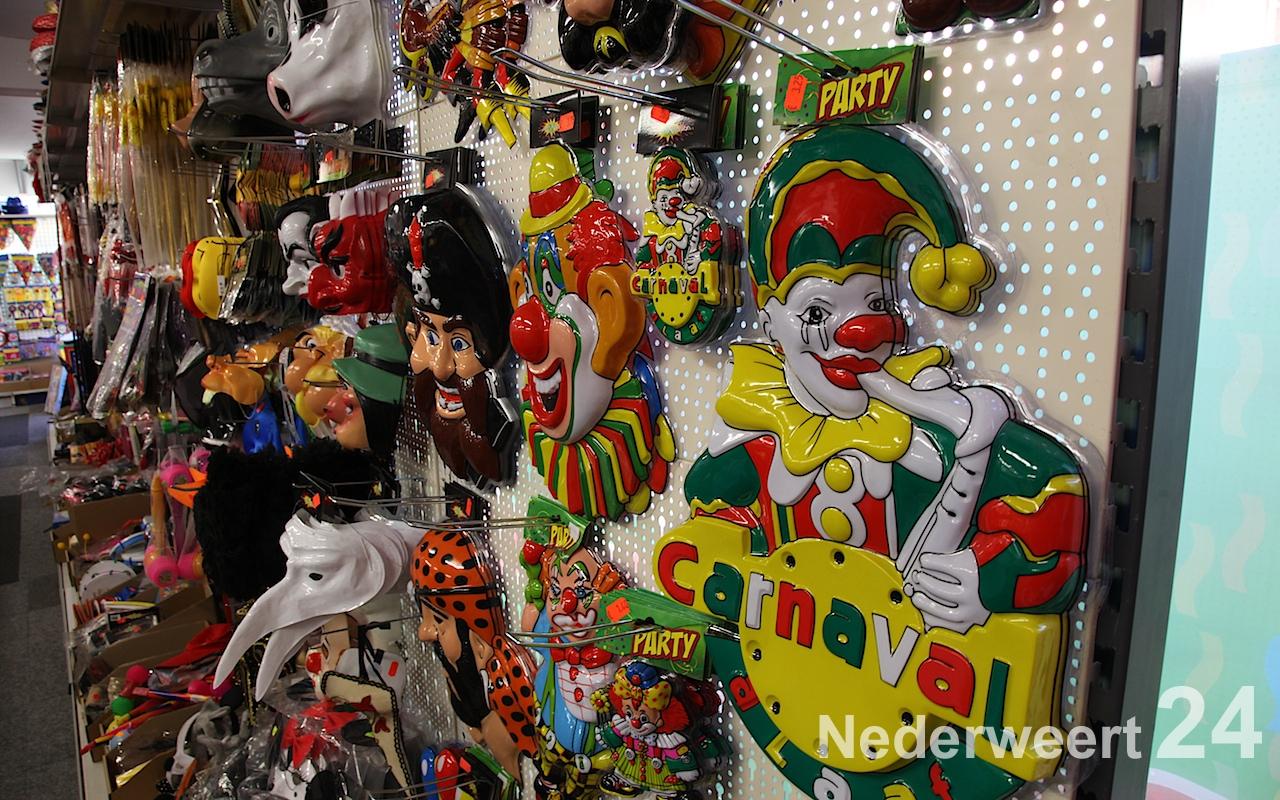 carnavalswinkel nederweert tijdens vasteloavundj ook open