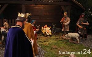 Kerststal St Lambertuskerk Nederweert 457