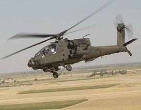 Militaire oefening op 30 en 31 januari Apaches