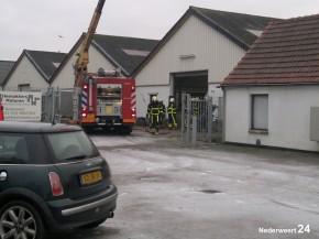 Brandweer Nieuwstraat