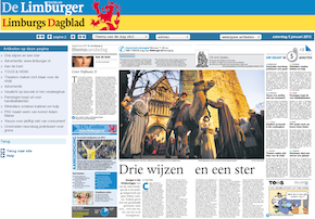 Digitale krant limburger