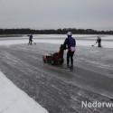 schaatsen, sarsven en de banen, nederweert, sneeuwschuiver