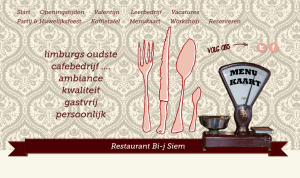 website restaurant bi-j siem