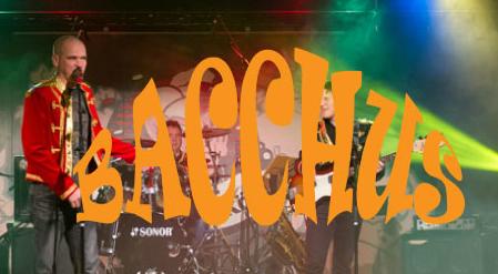 Feestband Bacchus uit Ospel/Nederweert