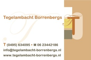 Tegelambacht Borrenbergs Nederweert