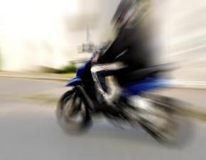 scooterrijder aangehouden