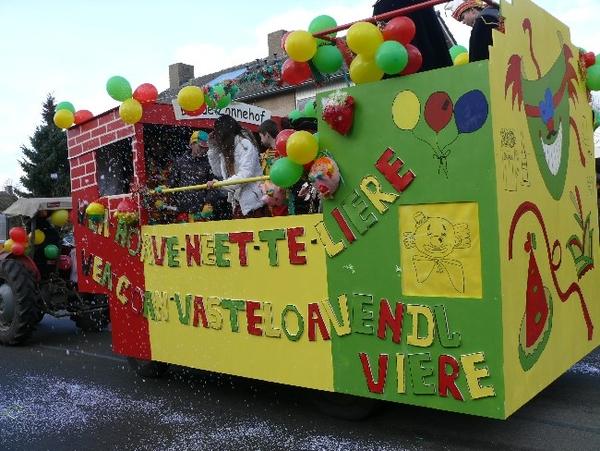 Carnavals optocht Nederweert