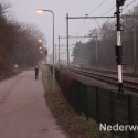 Spoorweg overgang Roermondseweg Weert 1401