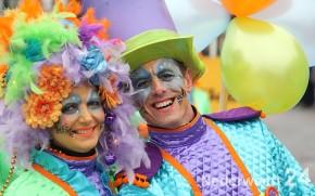 Carnavalsoptocht Vlikkestaekers Nederweert 2013 1147