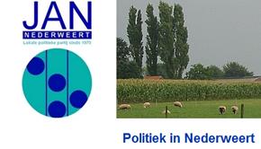 Peter van Lierop nieuw raadslid voor JAN in Nederweert