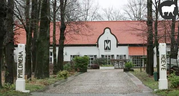 Stem voor schaapskooi Landgoed Philomenahoeve in Nederweert