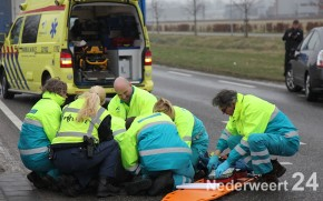 Ongeval Randweg Zuid MC Donalds Nederweert 1267