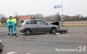 Ongeval Ringbaan Noord Weert 1453