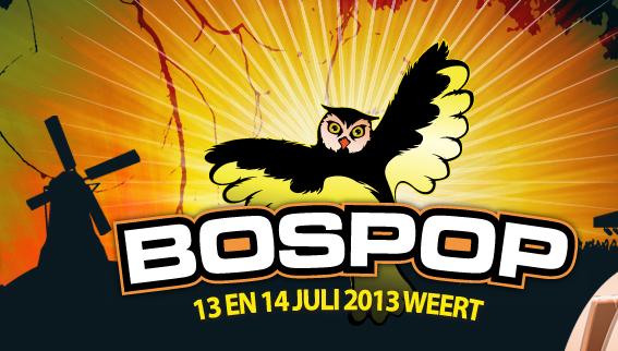 Opwarmen voor Bospop bij WeertFM