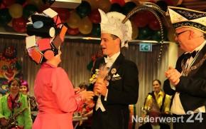 Sleutel overdracht Carnaval 2013 Gemeente Nederweert 950