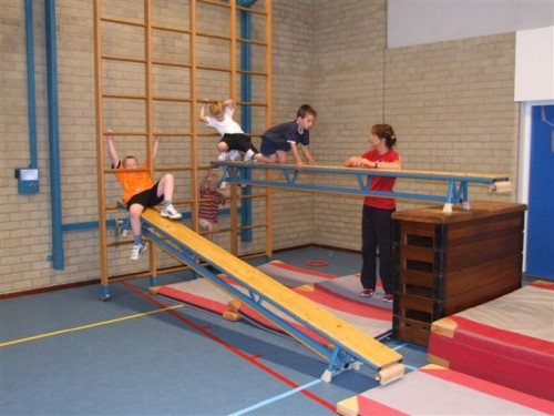 Sport en Spel voor kinderen vanaf 4 jaar in Ospel