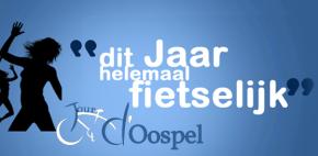 Tour d'Oospel op 3 augustus 2013