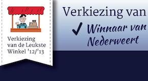 Verkiezing Leukste Winkel 2013