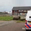 Politie onderzoekt sporen na woninginbraak Peirre Niesstraat