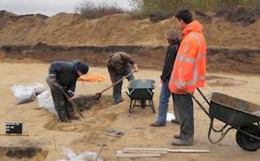 Archeologische onderzoek Hoebenakker Eind