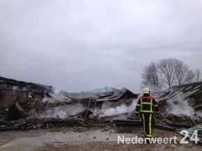 Brand Heijsterstraat Nederweert 1461