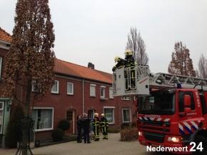 Brand St Antoniusplein