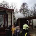Brand Vijverhof in Weert