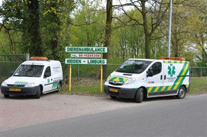 Open Dag Dierenambulance Midden-Limburg