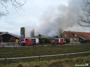 grote brand Heijsterstraat