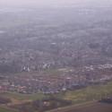 Ultra-light boven Nederweert vanaf Budel