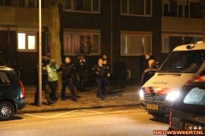 Man in woning aangehouden door arrestatieteam Weert