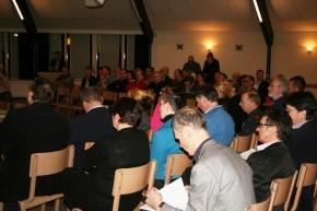 Geslaagde dialoogavond met nieuwe partijen