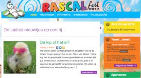Rascal Fest website online