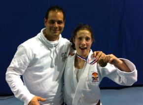 Loïs Pagie brons op het Nederlands JUDO  Kampioenschap