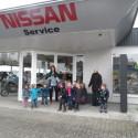 Uitstapje Okido naar Autobedrijf van Nieuwenhoven