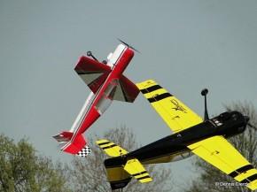 3 D Bigscale Fly-In Modelvliegtuigen 3D show MVC Nederweert