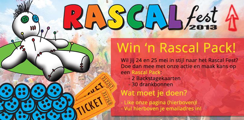 Win een Rascal Pack met 30 drankmunten