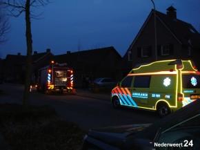 Ambulance en brandweer Stad Ospel