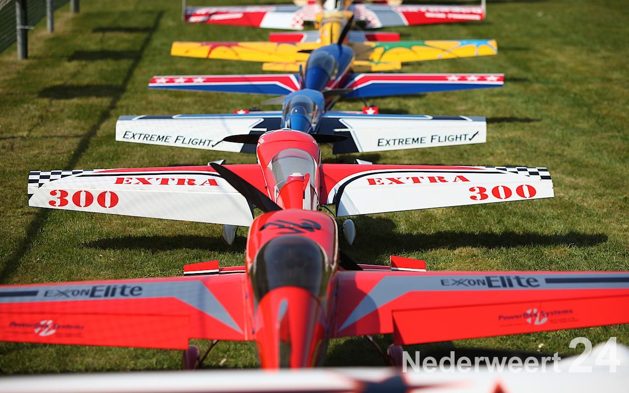 Vliegshow 2014 MVC Nederweert in Leveroy