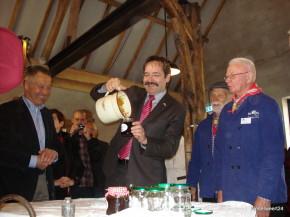 Opening Kroëdpörs in Eynderhoof
