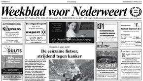 Weekblad voor Nederweert