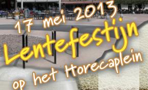 Lentefestijn op Horecaplein Nederweert
