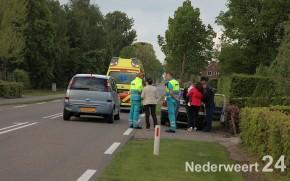 Ongeval Mijelsedijk Ospeldijk. Personenauto rijdt achter op andere personenauto