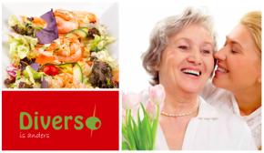 Moederdag bij Restaurant Diverso